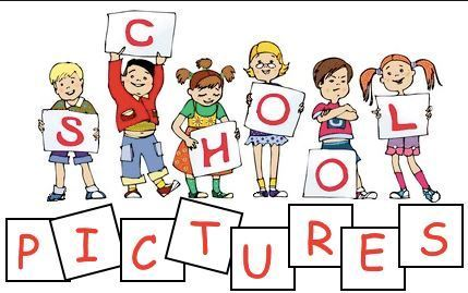 Clipart-School Picture Day