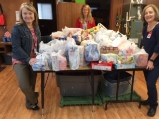 Kiwanis Food Donation