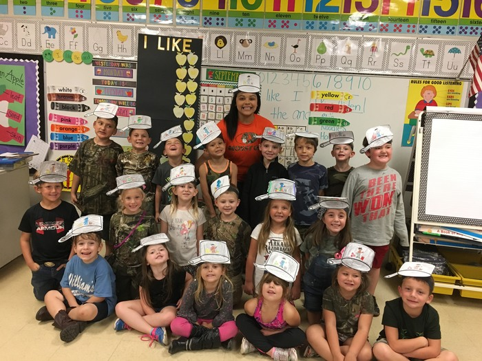 Ms Oaks-Johnny Appleseed Day
