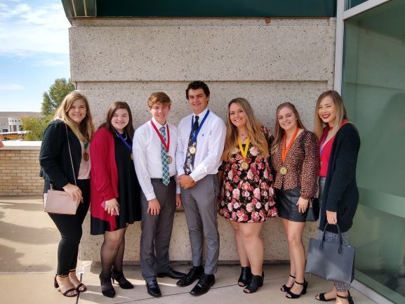 FBLA Officers Inducted